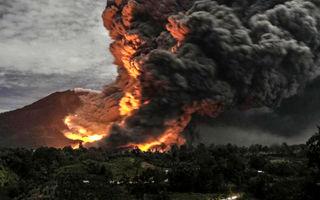 Извержение вулкана мон-пеле убило город