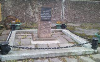 Где похоронены казненные декабристы