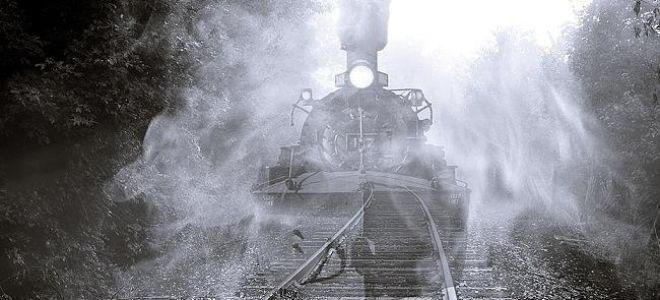 """""""санетти"""": загадочный поезд-призрак"""