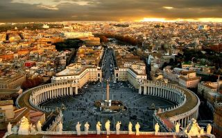 Ватикан. факты о самой маленькой стране
