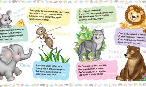 Загадка про животных