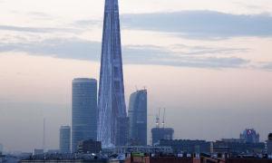 Башня «россия» — километровый небоскреб, который так и остался на бумаге