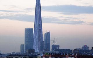 """Башня """"россия"""" – километровый небоскреб, который так и остался на бумаге"""