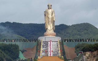 Будда весеннего храма – высочайшая статуя на планете