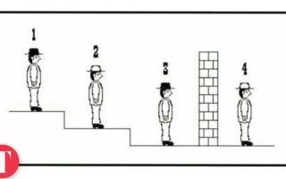 Загадка о заключенных